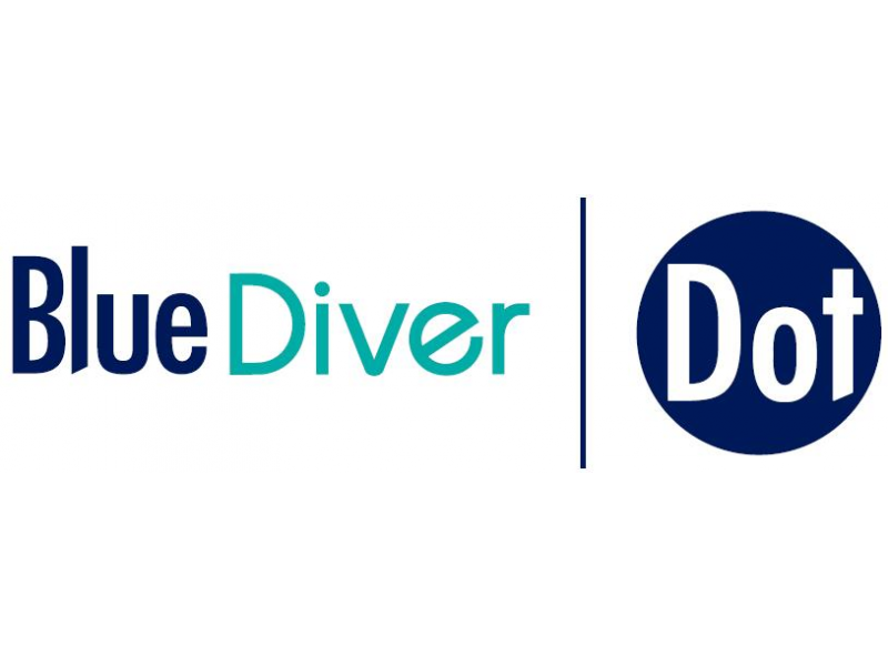 BlueDiver Dot